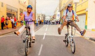 San Valentín: parejas de ciclistas podrán ganar premios este domingo 16