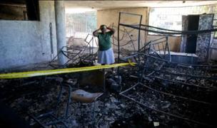 Tragedia en Haití: mueren 15 niños durante incendio en orfanato