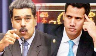 Venezuela: Maduro advirtió a Guaidó que podría ser detenido pronto