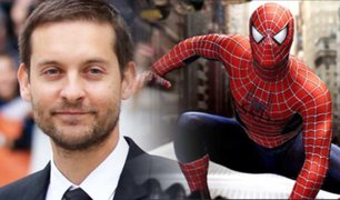 """Tobey Maguire podría volver como Spiderman en """"Doctor Strange 2"""""""