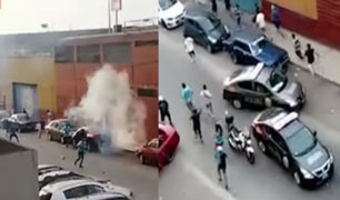 Aumentan enfrentamientos entre barristas y vecinos de Cercado de Lima temen por sus vidas