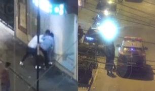 Vecinos de Independencia aterrados ante constantes robos