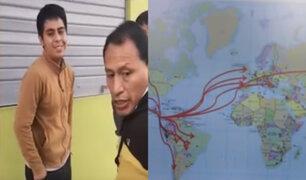 Capturan a los miembros de red de pedofilia que operaba en 12 países