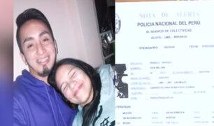 Mujer con siete meses de embarazo denunció que su pareja ha desaparecido