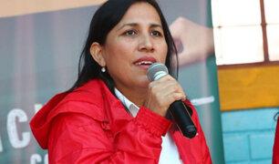 Flor Pablo: candidata a la vicepresidencia del Partido Morado dio positivo al COVID-19
