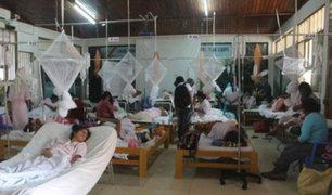 Madre de Dios: 12 muertos y 5 mil infectados deja brote de dengue