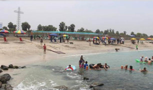 Ancón: personas en sillas de ruedas tendrán fácil acceso a playas