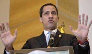 """Juan Guaidó: """"No participaremos en una farsa electoral"""""""