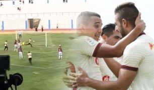 Torneo Apertura: Universitario venció 3-1 a Carlos Stein en Guadalupe
