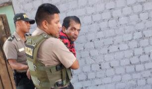 Barranco: sujeto se resiste a intervención y arranca dedo a sereno