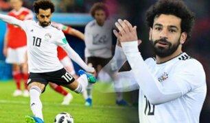 Mohamed Salah estará presente en los Juegos Olímpicos Tokio 2020