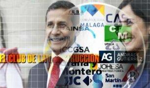 Club de la Construcción: historia de cómo llegaban los maletines de US$16 millones a Ollanta Humala