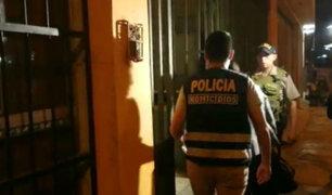 Feminicidio en La Victoria: mujer fue asesinada a puñaladas por su expareja