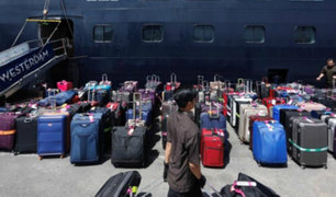 Coronavirus: alarma tras contagio de mujer que desembarcó de crucero en Camboya