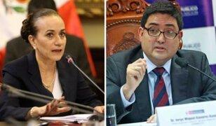 Difunden chats entre Ramírez y Revilla sobre demanda de Odebrecht ante Ciadi
