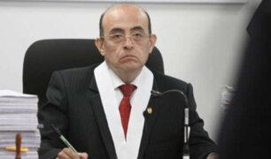 Caso Keiko Fujimori: PJ desestimó nuevo pedido para apartar al juez Víctor Zúñiga