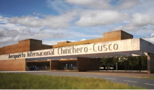 Aeropuerto de Chinchero estaría operando durante el segundo semestre del 2024