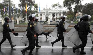 """Omar Chehade calificó de """"cortina de humo"""" retiro de resguardo policial a congresistas electos"""