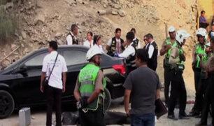 Carabayllo: pareja de enamorados fue asesinada por presunto ajuste de cuentas