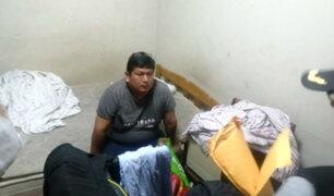 """Intervienen a fiscal sindicado como presunto líder de """"Los Patrones de Ucayali"""""""