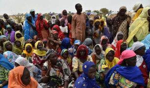 Níger: estampida humana durante entrega de alimentos deja  al menos 20 muertos