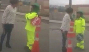 Arequipa: archivan denuncia por discriminación a vigía agredida por conductora