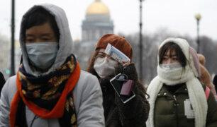 Por coronavirus: Rusia prohíbe entrada de ciudadanos chinos a su territorio