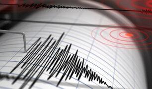 Sismo de magnitud 3.9 se registró esta noche en Moquegua