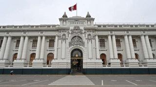 Piden acelerar proceso para instalar el nuevo Congreso de la República