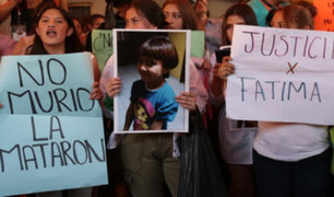 Desaparición y muerte de niña desencadenó protestas en Ciudad de México