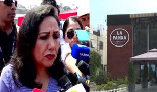 """Montenegro sobre denuncia a La Panka: """"Perú, país inclusivo, no puede permitir la discriminación"""""""