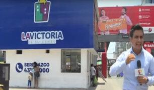 Gamarra: vecinos felicitan recuperación de predios utilizados por los Patrones de Cánepa