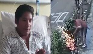 Caso joven electrocutado: Municipalidad de Breña no estaría colaborando con el caso