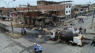 Tragedia en VES: niño de 5 años se convierte en la víctima 34 por deflagración