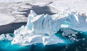 """En la Antártida, el calentamiento global está causando derretimiento """"irreversible"""""""