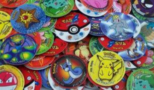 ¿Recuerdas los 'chipitaps' de Pokémon? Han regresado y así puedes conseguirlos