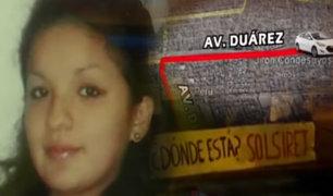 Caso Solsiret: lo que se sabe hasta el momento del atroz feminicidio de la joven activista