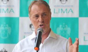 """Coronavirus en Perú: Alcalde de Lima suspendió """"pico y placa"""" mientras dure el estado de emergencia"""