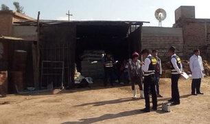 Tragedia en Arequipa: niño de un año fallece electrocutado en establo