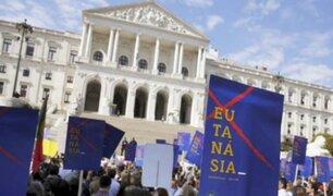Portugal: parlamento aprueba la eutanasia