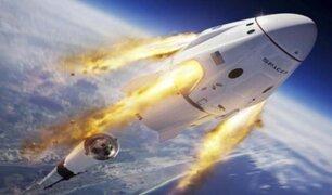 SpaceX enviará turistas espaciales en 2022