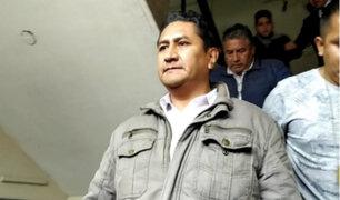 Caso Vladimir Cerrón: ratifican acusación contra exgobernador regional de Junín