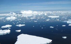 Deshielo en Antártida aumentará varios metros el nivel del mar en los próximos siglos