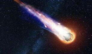 Malasia: meteorito ilumina el cielo y causa asombro en población