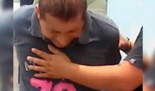 SJL: tras paciente seguimiento capturan sujeto acusado de violar a dos menores