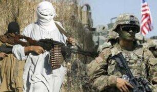 EEUU y talibanes anuncian acuerdo para firmar la paz a finales de mes