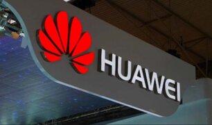 """Huawei acusa a EEUU de tramar una presunta """"campaña global"""" en su contra"""