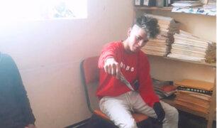 La Libertad: detienen a venezolano acusado de herir con cuchillo a joven