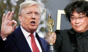 Donald Trump crítica a Hollywood por premiar como mejor película a 'Parásitos'