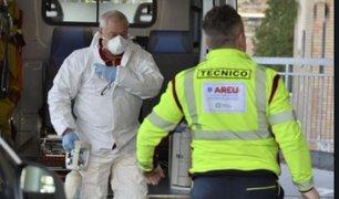 Italia confirma su primer muerto por coronavirus y aísla a 50.000 personas